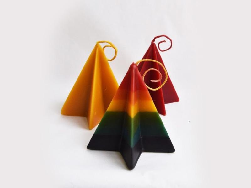 Star-Pyramid-Candles